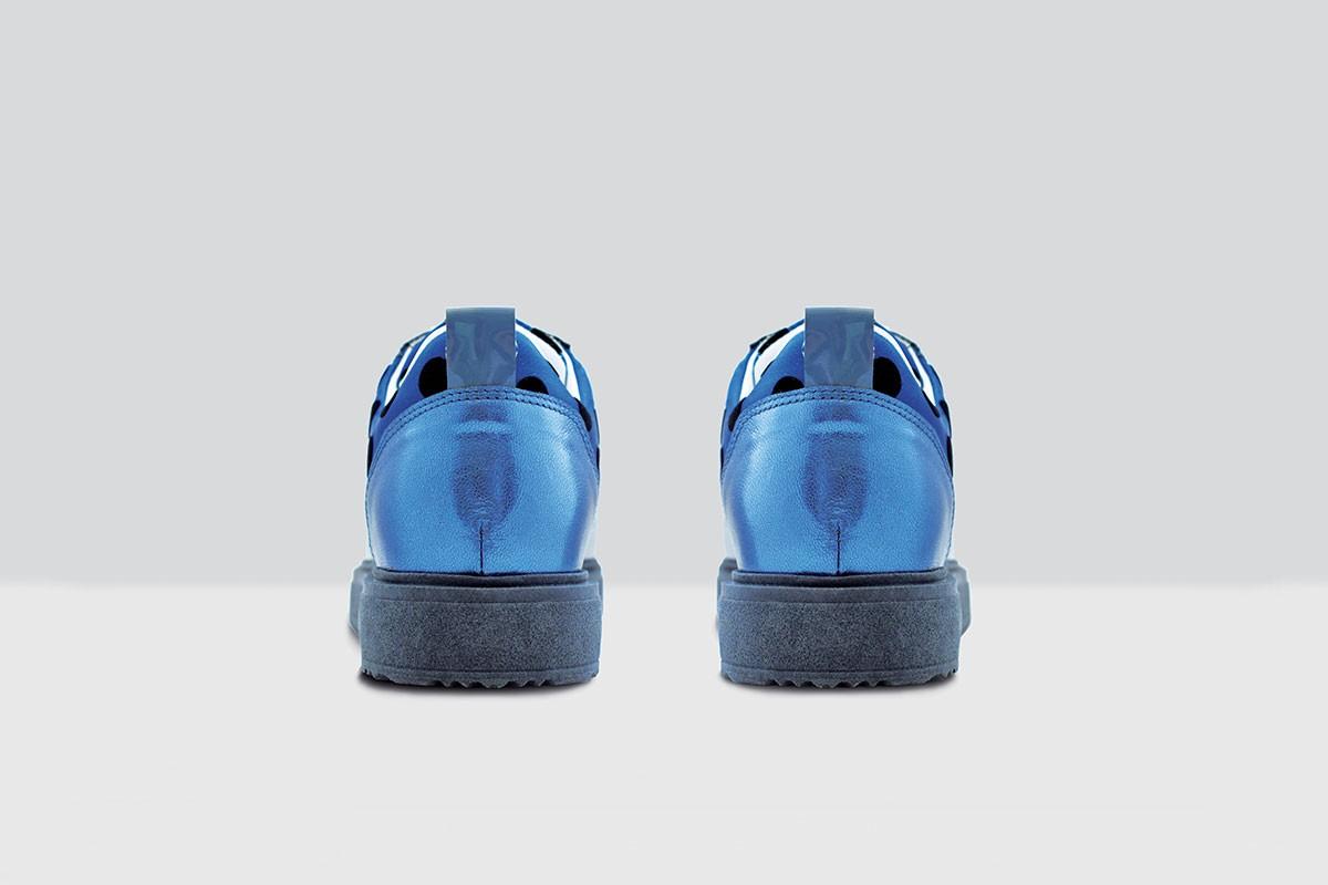 Royal Derby Velluto Pois - 63 - Light Blue/Blue