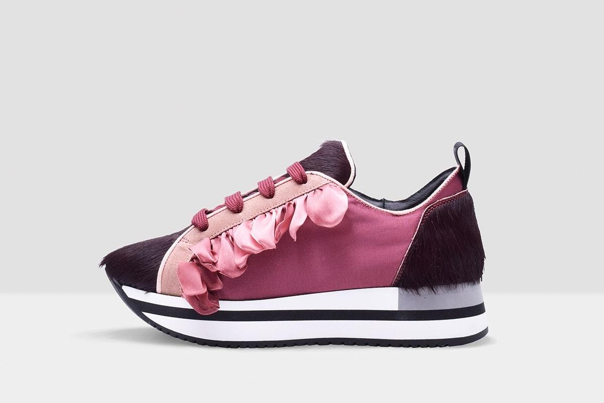 Bowling PETALOSA - Pink