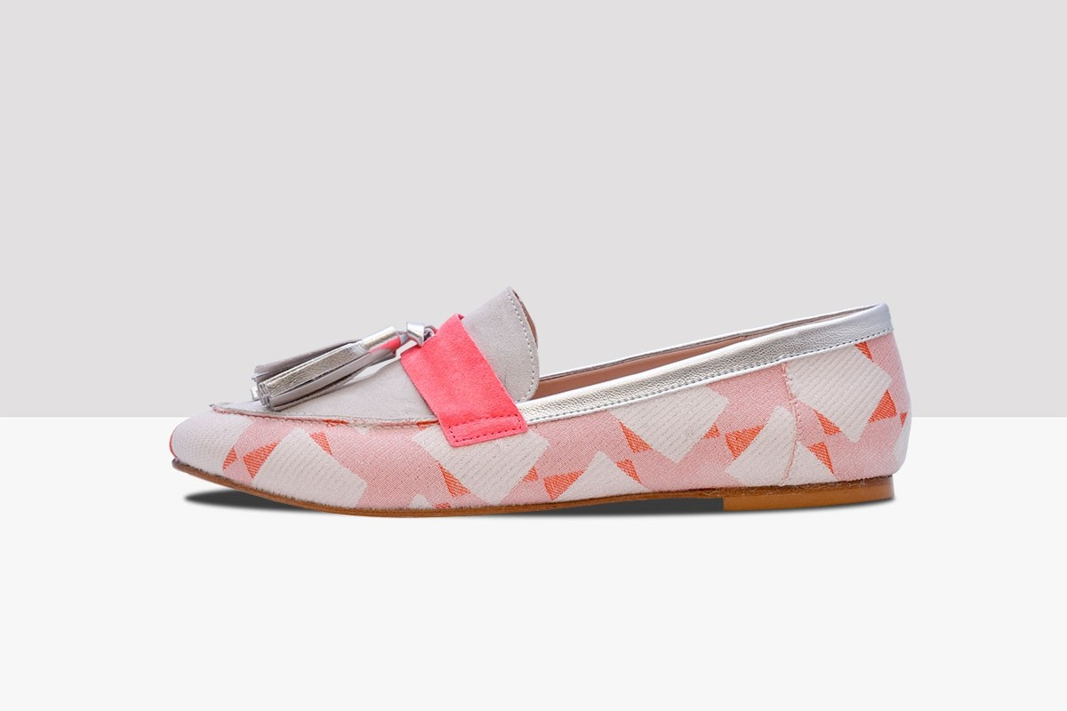 Mocassino PITAGORA - Pink