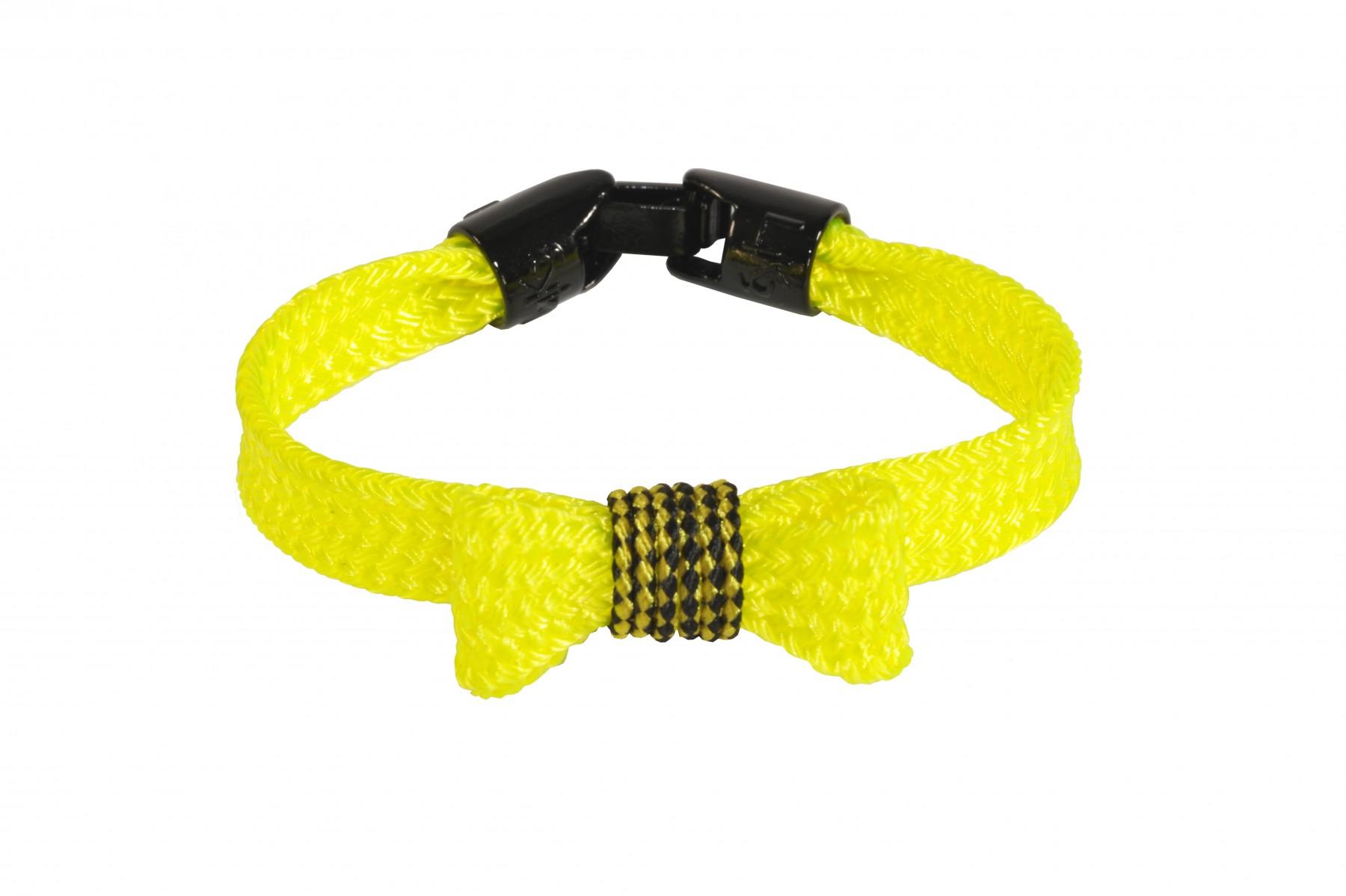 Bracciale Papillon 02 giallo