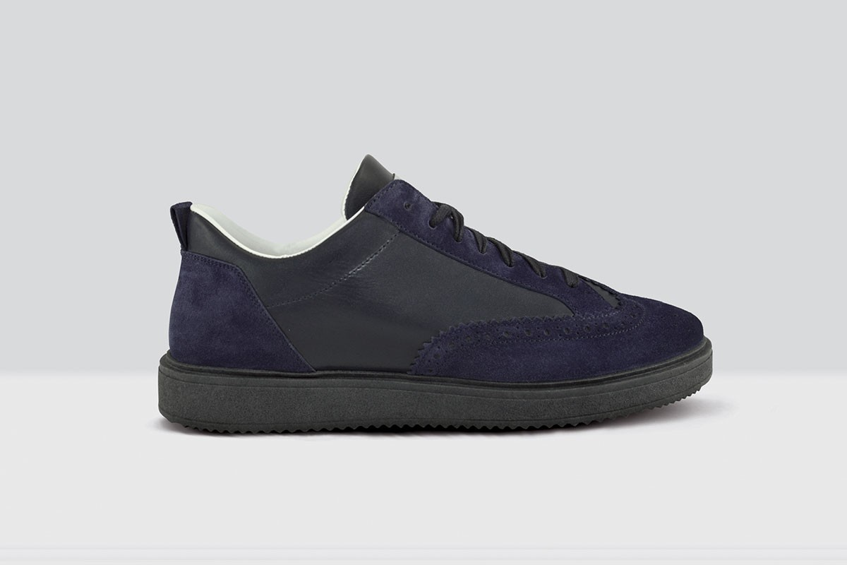 Royal Derby Nappa - 80 - Blue