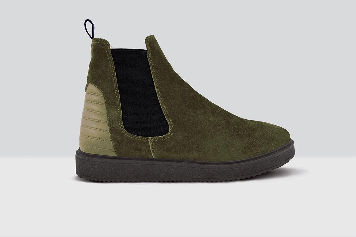 Beatles Camoscio - 88 - Military Green