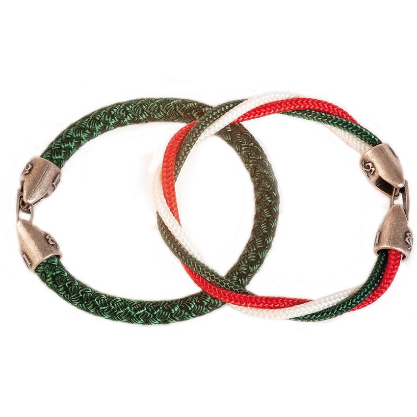 Bracciale in corda L4k3, MUST - 10