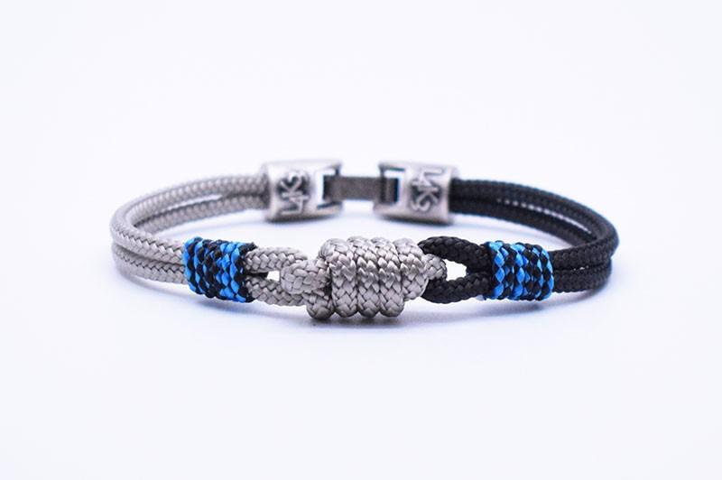 CAP 02 - Blue Navy_Silver - Azzurro_Nero