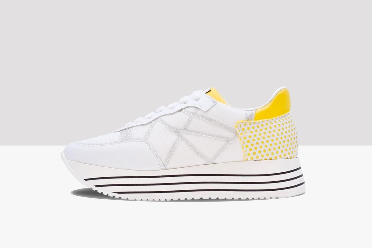 Mr. Big NOTTURNO - White/Yellow