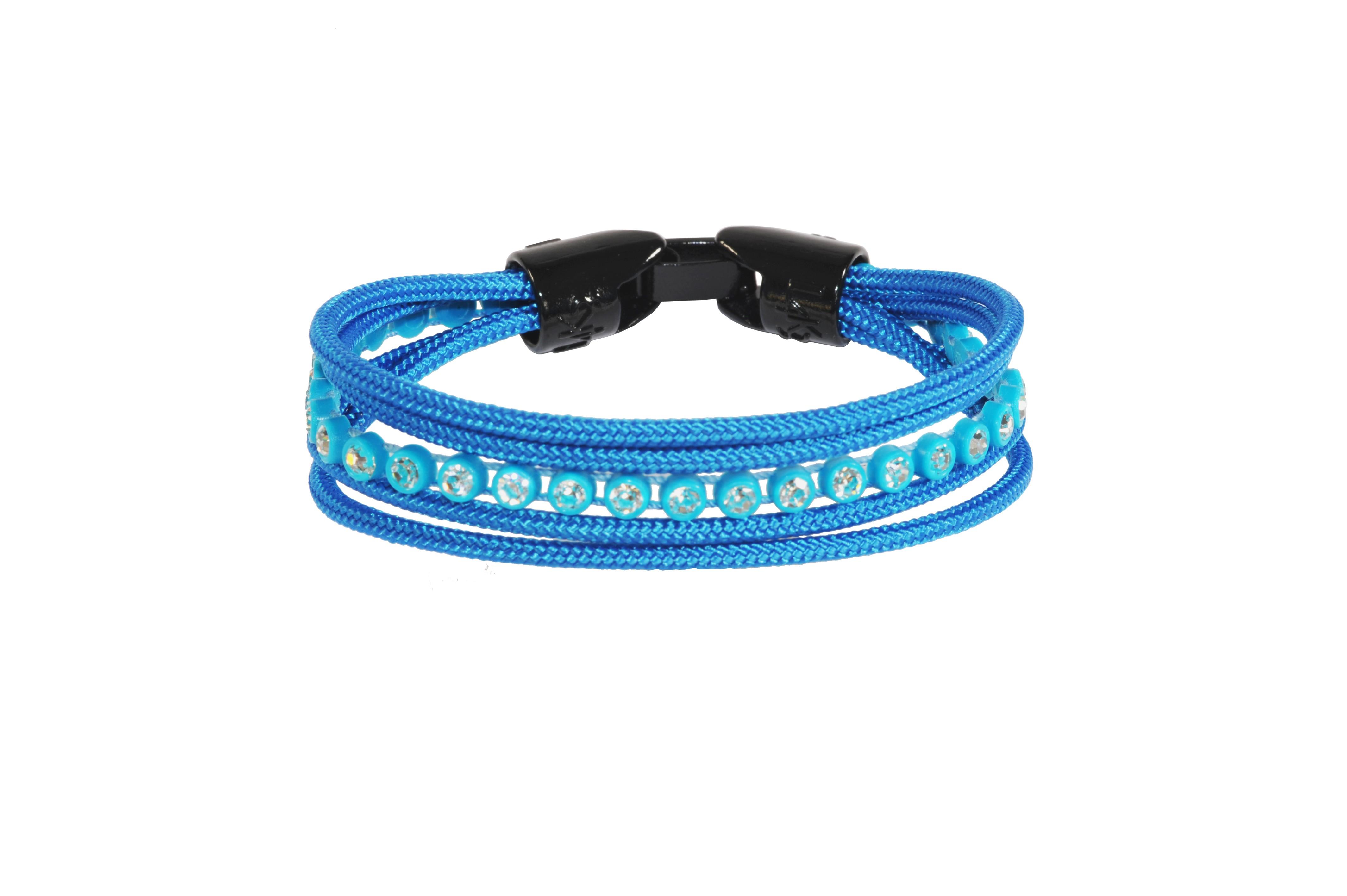 Bracciale Kurdì swa 03 azzurro