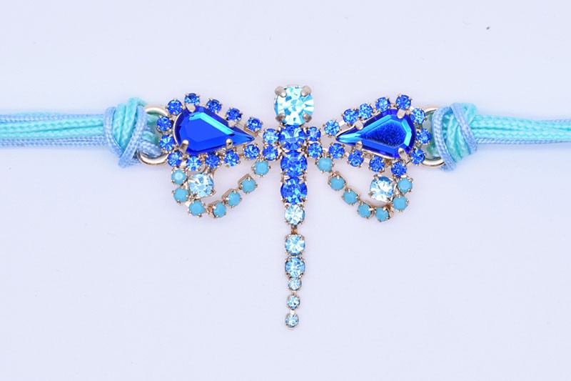 Luxury Libellula - Azzurro