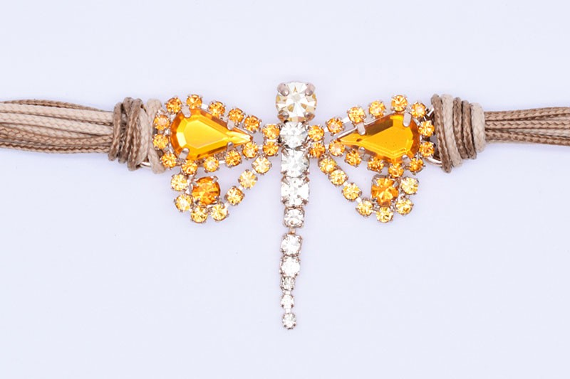 Luxury Libellula - Oro