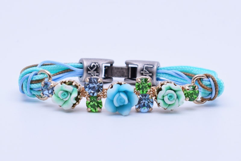 Luxury Rosellina - Azzurro