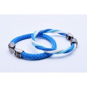 MUST 09 - Bianco - Azzurro - Celeste / Azzurro