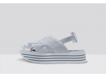 Sandal NOTTURNO Silver