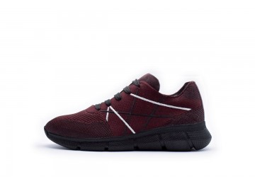 MR BIG HI-TECH Bordeaux/Nero - 28 EN