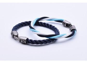 KING 06 - Blue Navy Azzurro Bianco Blue Navy