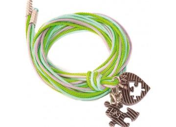 Bracciale/Collana in corda Grop - 04
