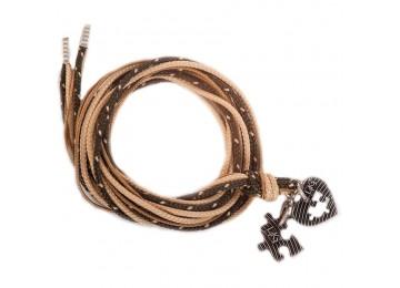 Bracciale/Collana in corda Grop - 05