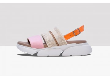 Sandal BLUES - Pink/Orange
