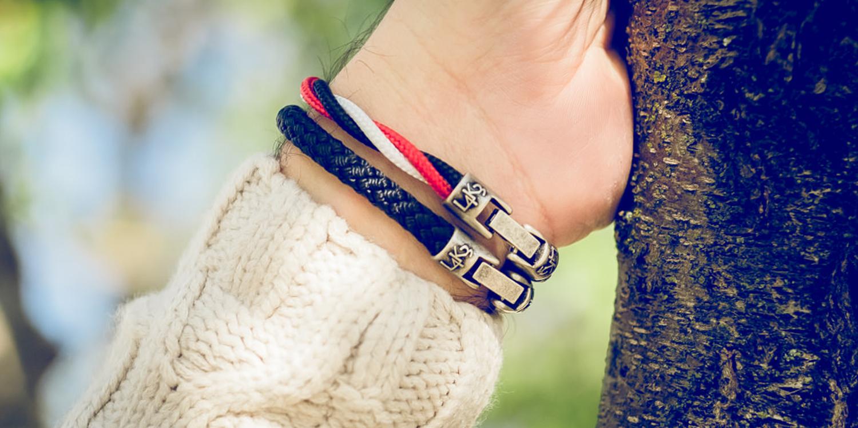 I bracciali L4K3 al polso dei fashion blogger di tutto il mondo!